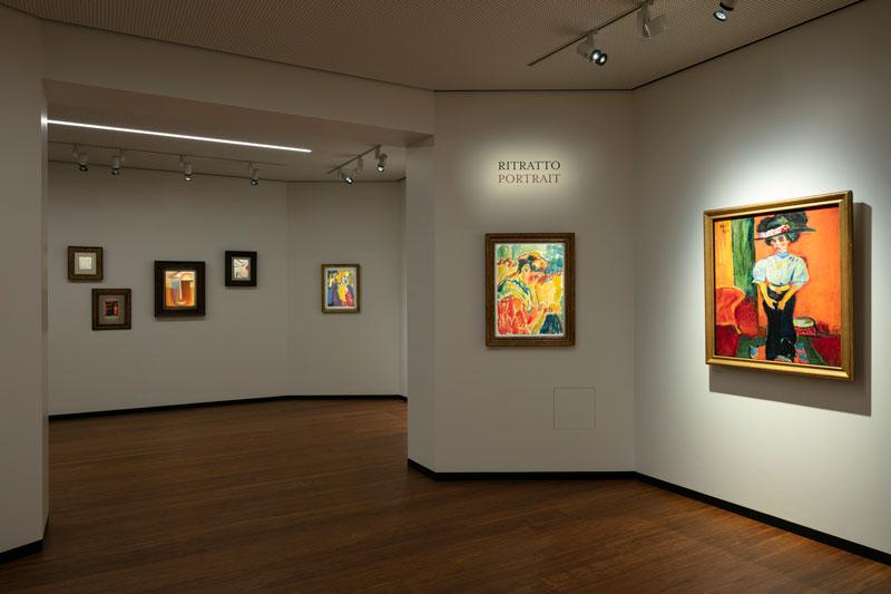 Da Kandinsky a Nolde