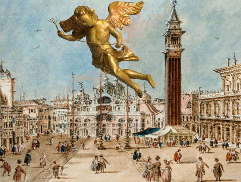 Angeli a Venezia