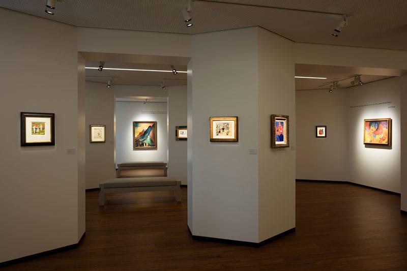 Nolde, Klee & der Blaue Reiter